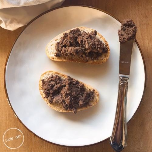 Paté di Milza alla Toscana