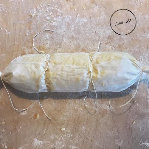 rotolo di pasta di gnocchi